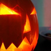 Halloweenparty 25.10. Kürbiskopf