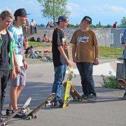 Sport Fun Tag_Skatewettbewerb